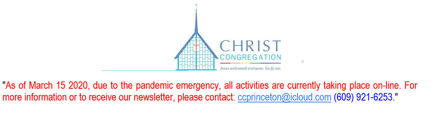 Christ Congregation - Princeton, NJ